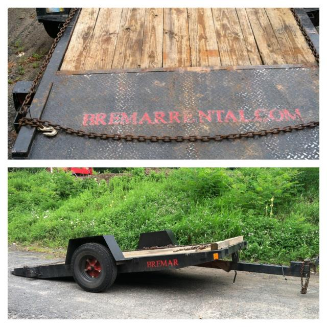 Where to find TRAILER, OWENS 6X12 3500  CAPACITY in Canton