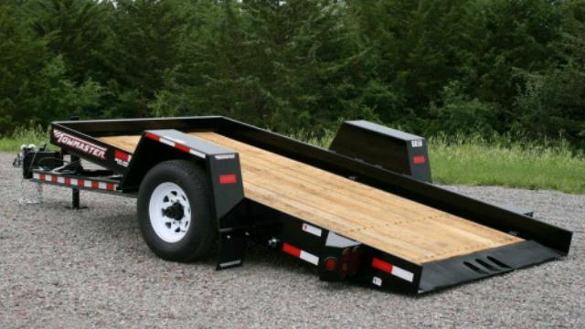 Where to find TRAILER, TOWMASTER 76 X12  6000 CAP in Canton