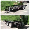 Rental store for TRAILER, RINGO 6X16 SL 5000  CAPACITY in Canton CT