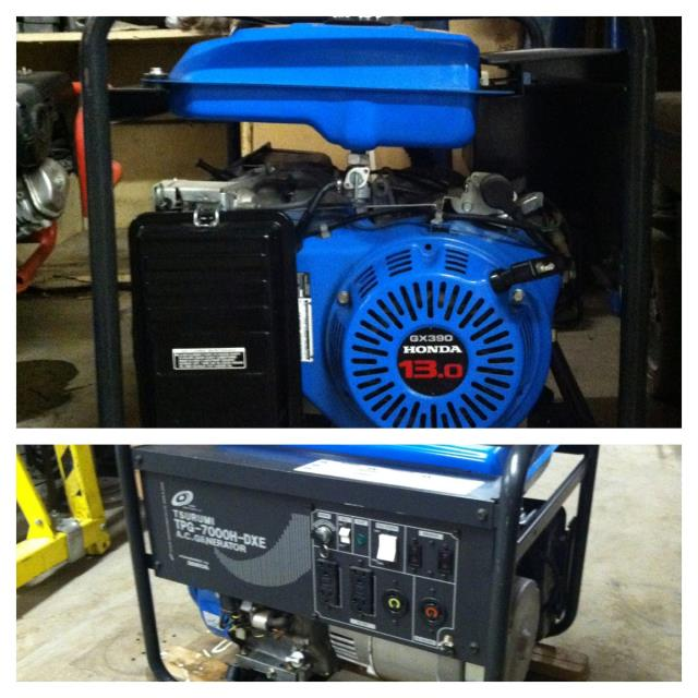 Where to find GENERATOR 7000W in Canton