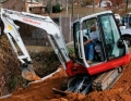 Rental store for EXCAVATOR, TAKEUCHI TB235  11  2 in Canton CT