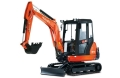 Rental store for EXCAVATOR, KUBOTA KX71-3  9  5 in Canton CT