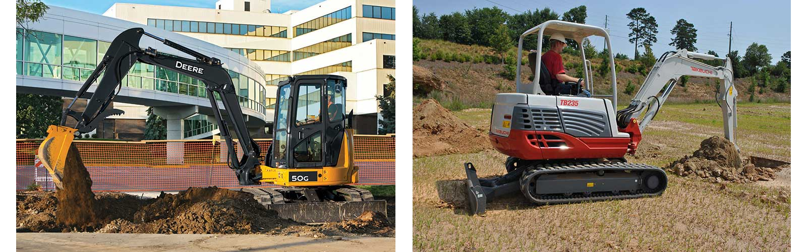 Equipment Rentals in Canton CT, the Farmington Valley, and Northwest Connecticut